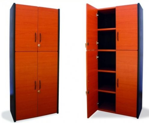 Mobiliario matuk melamina for Gabinetes para oficina